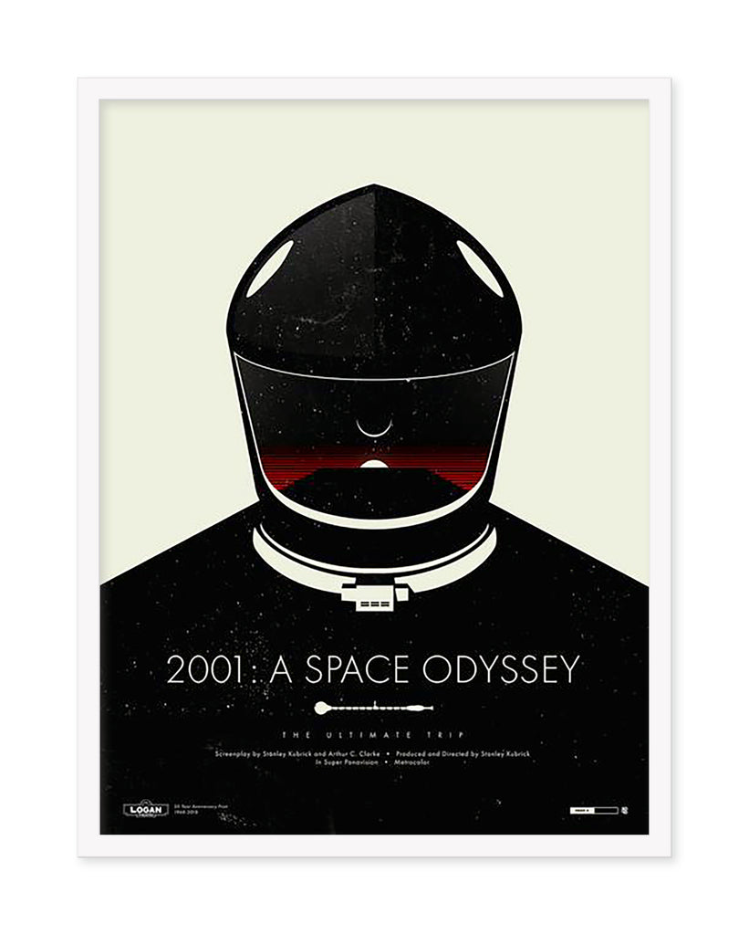 "Justin Van Genderen - ""2001: A Space Odyssey - 50 Year Anniversary"" - Spoke Art"