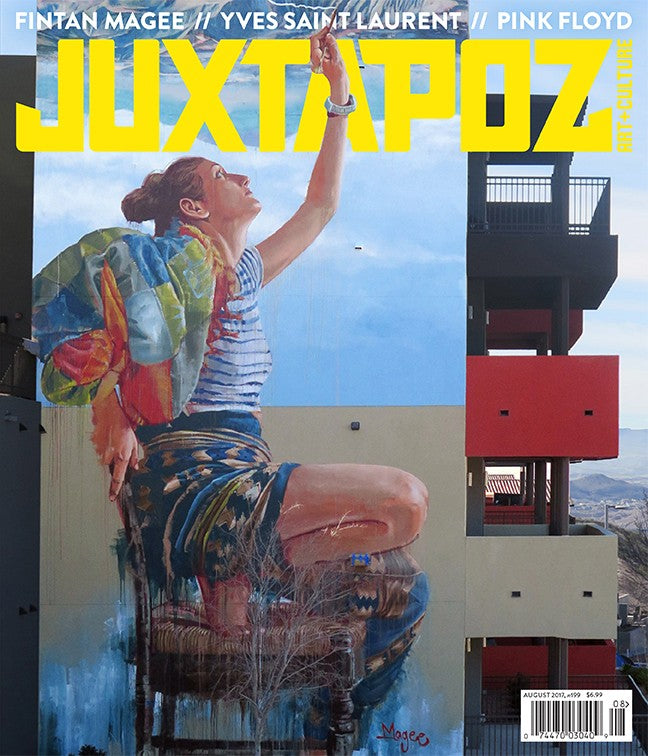 Juxtapoz #199 - Spoke Art
