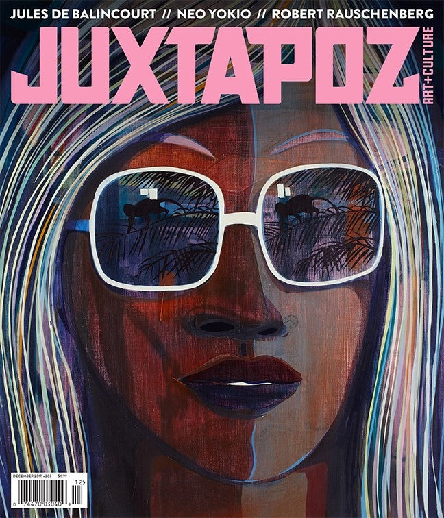 Juxtapoz #203 - Spoke Art