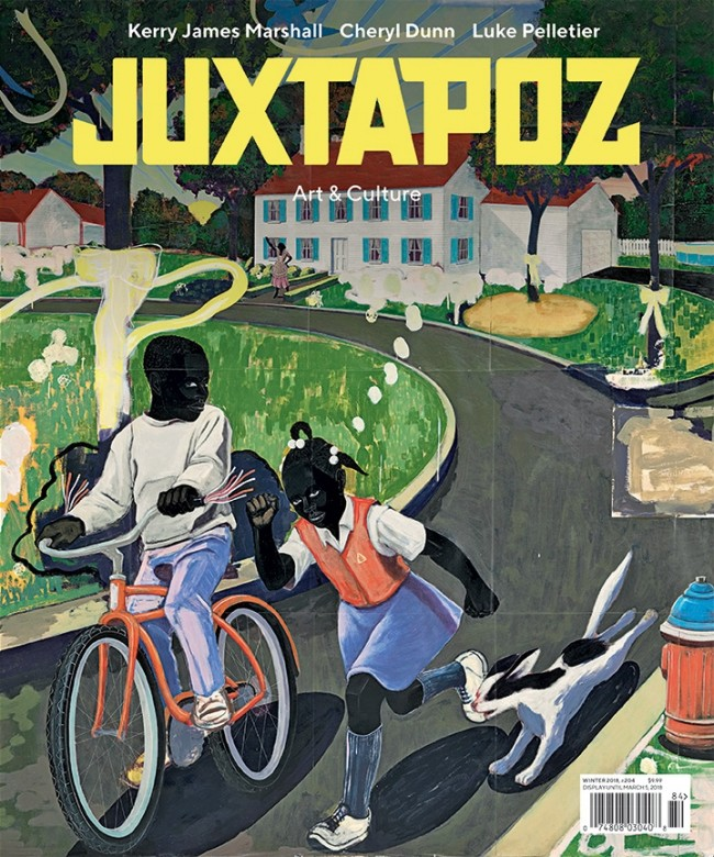Juxtapoz #204 - Spoke Art