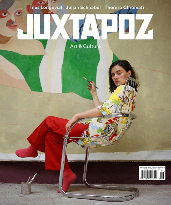 Juxtapoz #205 - Spoke Art