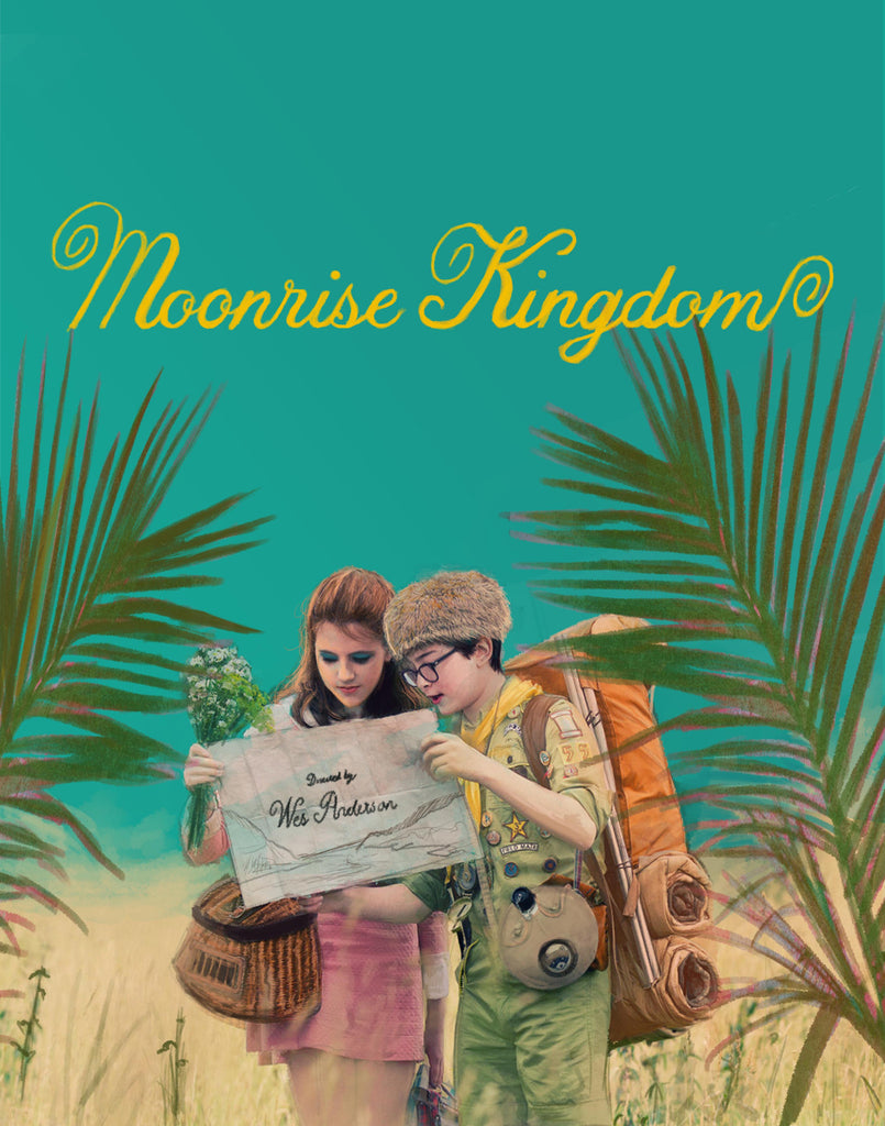 "Kemi Mai - ""Moonrise Kingdom"""