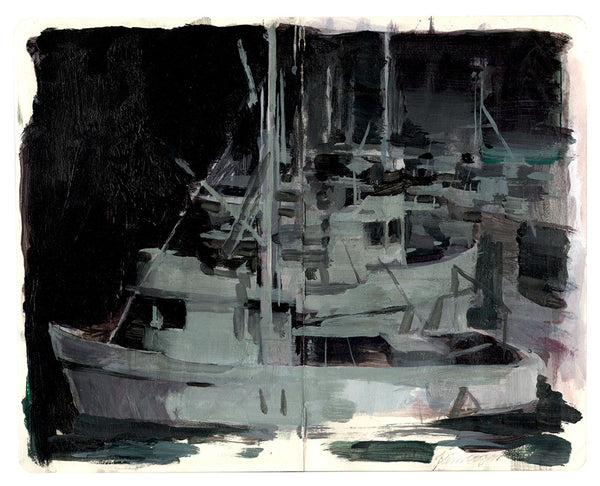 "Kim Cogan - ""Harbor"""