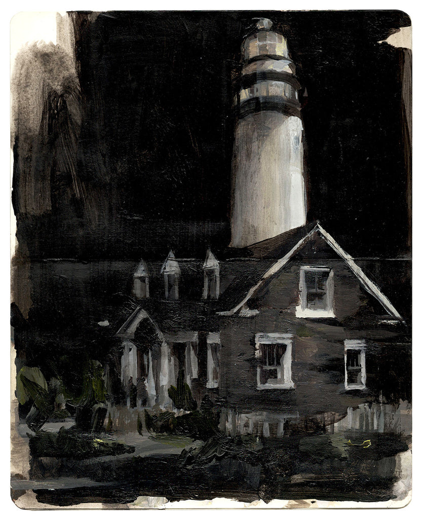 "Kim Cogan - ""Lighthouse"""