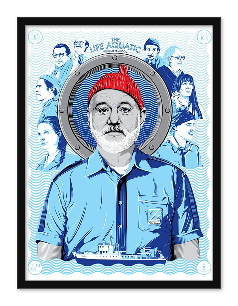 "Tracie Ching - ""The Life Aquatic"" - Spoke Art"
