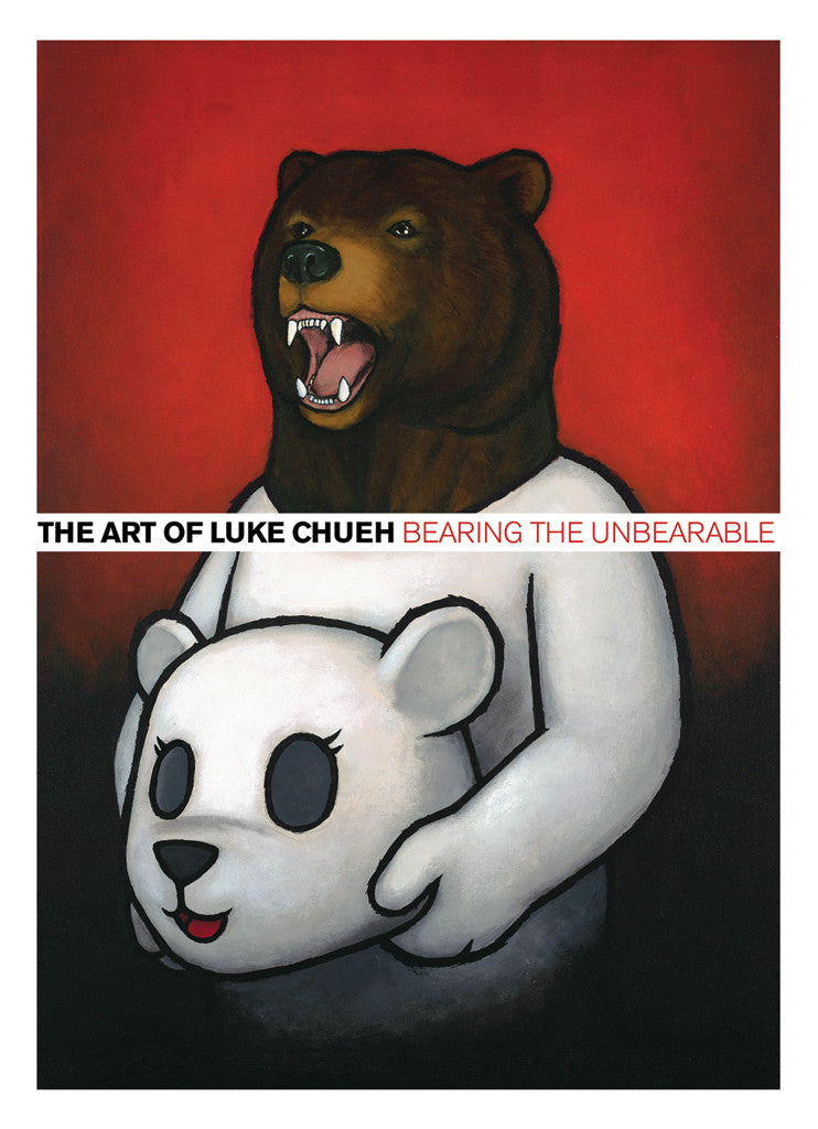"Luke Chueh - ""Bearing The Unbearable"""