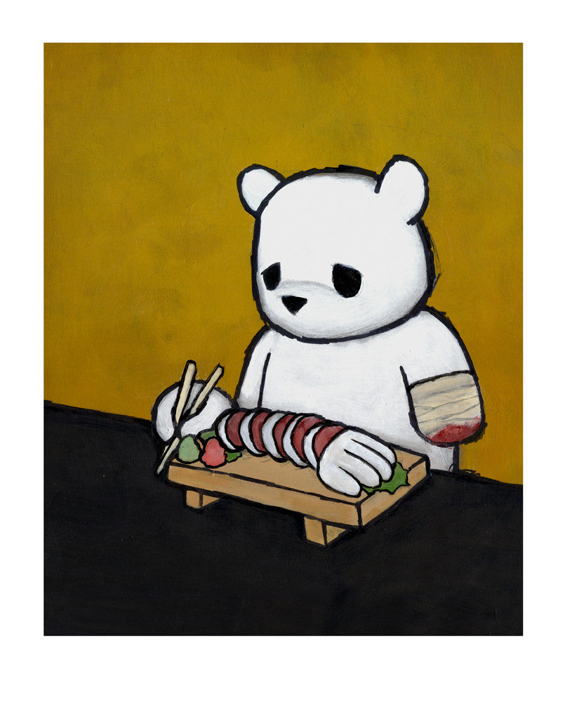 "Luke Chueh - ""Sashimi"" - Spoke Art"
