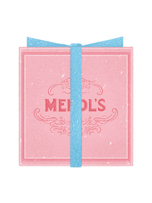 "Maria Suarez Inclan - ""Nothing better than Mendl's"""