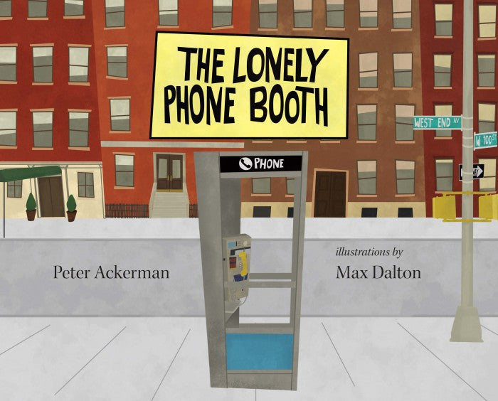 "Max Dalton - ""The Lonely Phone Booth"" - Spoke Art"