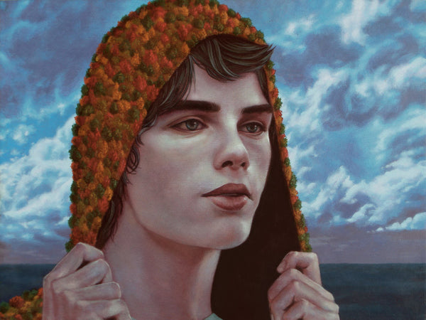 "Casey Weldon - ""Mt. Hood (Autumn)"""