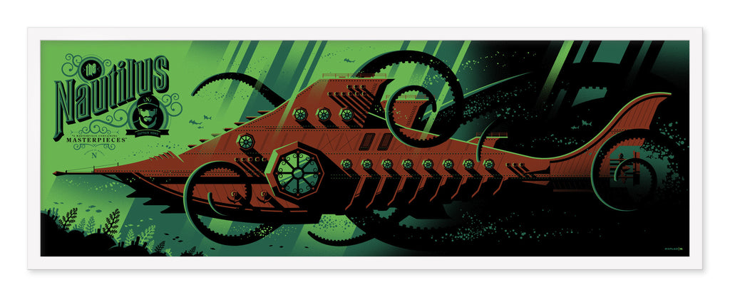 "Tom Whalen - ""Nautilus"" - Spoke Art"
