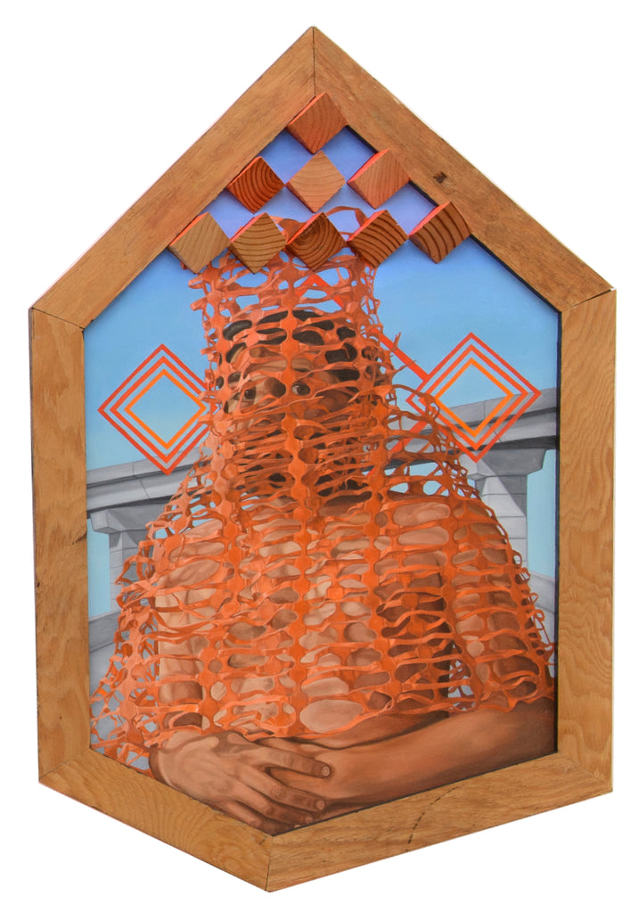 "Peter Adamyan - ""Netted"" - Spoke Art"