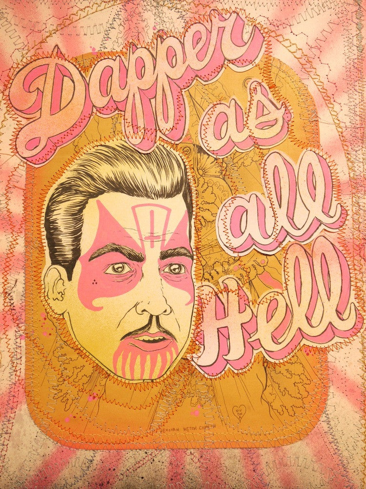 "Jason Vivona  ""Dapper As All Hell"""