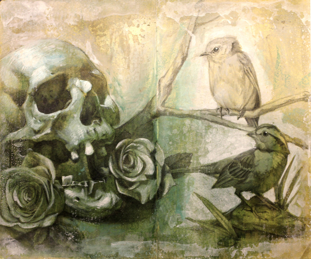 "Patrick Mathews - ""Natural Death"" - Spoke Art"