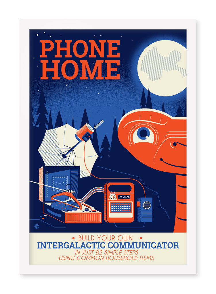 "Dave Perillo - ""Phone Home"" - Spoke Art"
