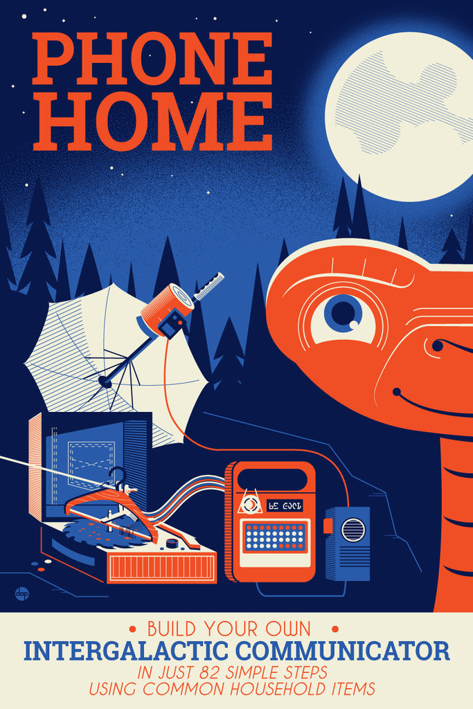 "Dave Perillo - ""Phone Home"""