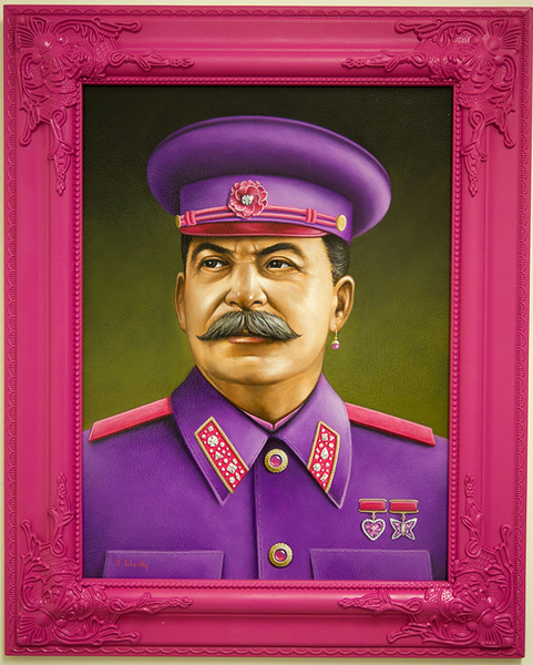 "Scott Scheidly - ""Stalin"""