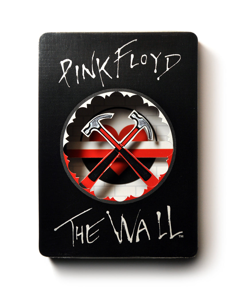 "Dan LeVin - ""Pink Floyd Lonely Heart"" - Spoke Art"