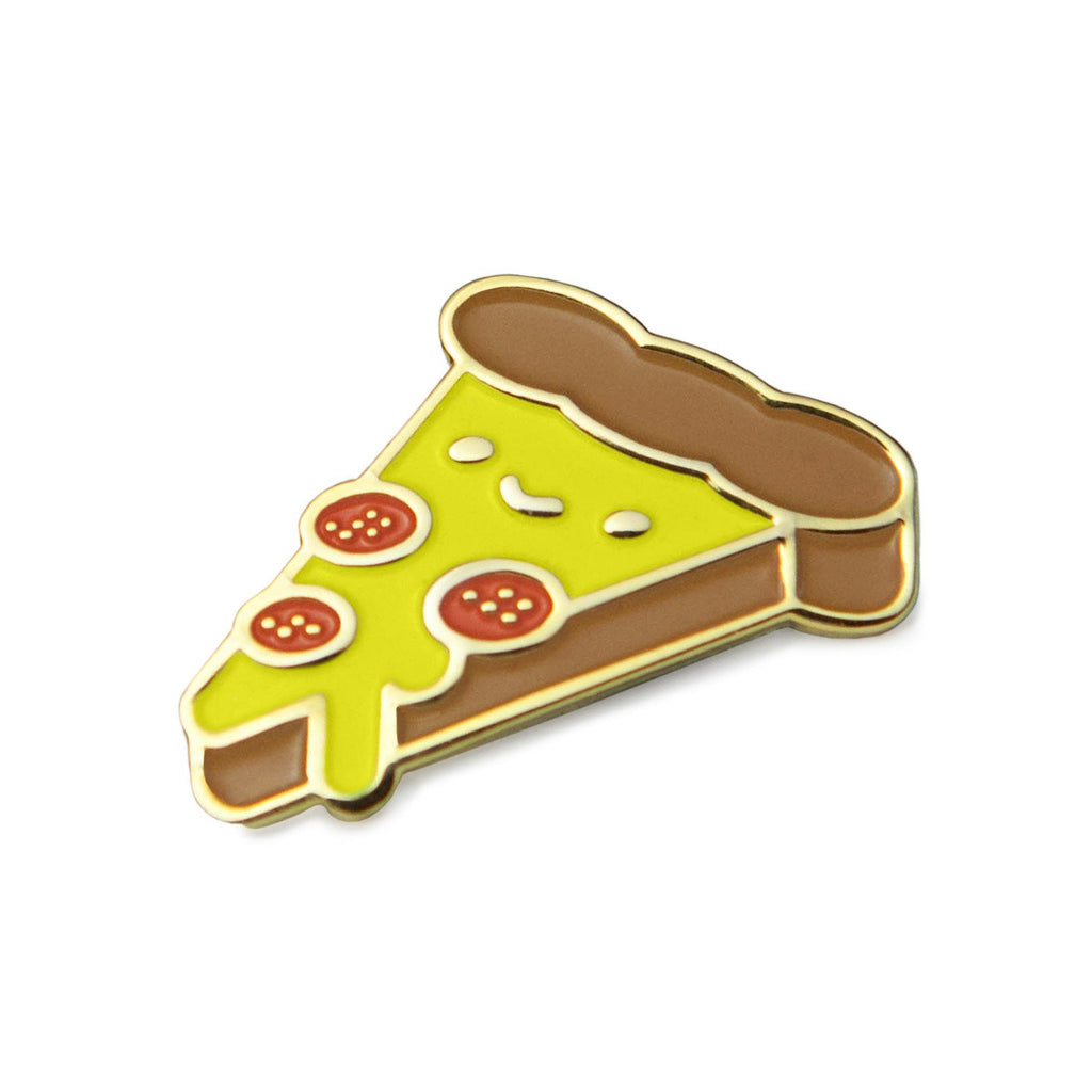 """Pizza Forever"" Enamel Pin"