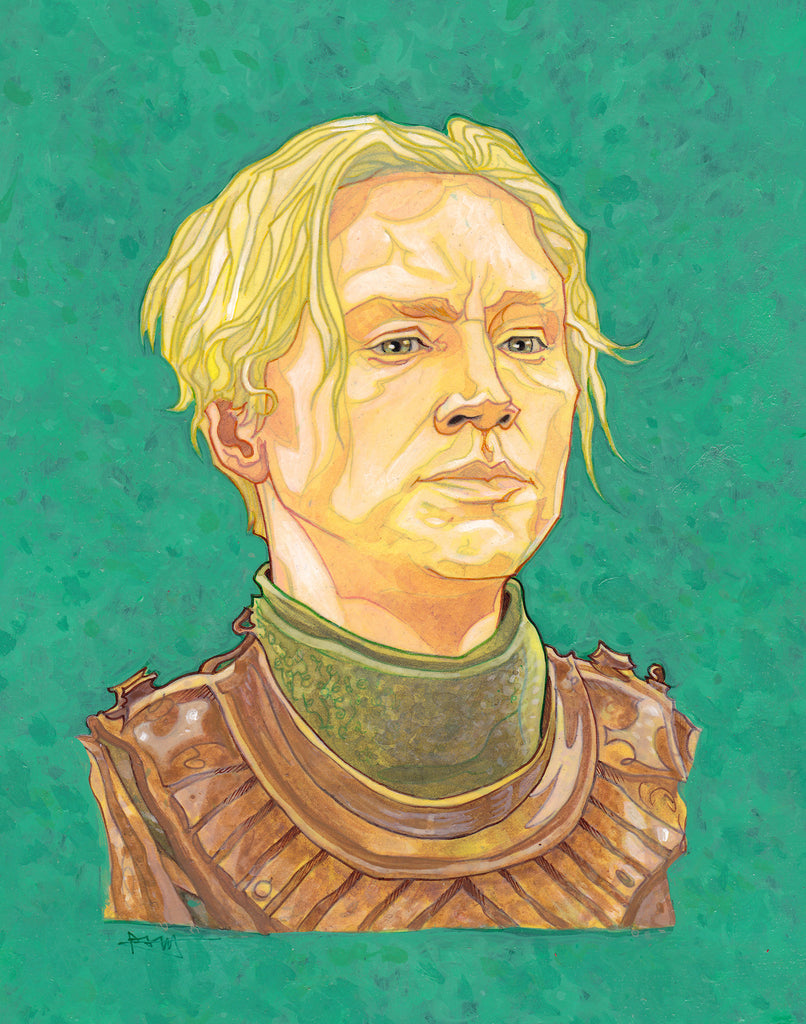 "PJ McQuade - ""Brienne of Tarth"""