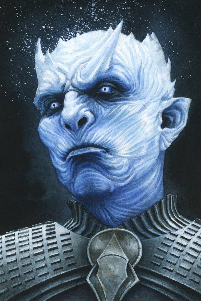 "Reuben Negron - ""The Night's King"""