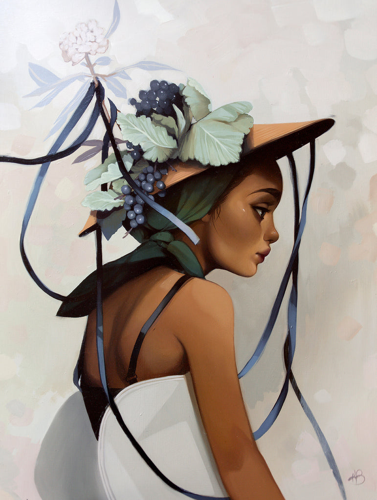 "Kelsey Beckett - ""Romancing Ribbons into Flowers"" - Spoke Art"