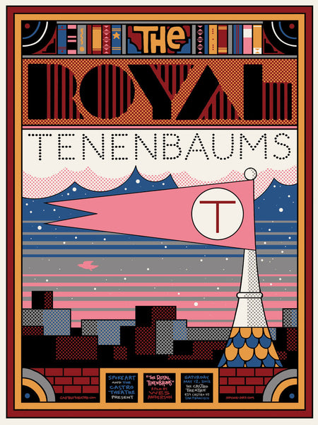 "Sam Smith - ""The Royal Tenenbaums"""