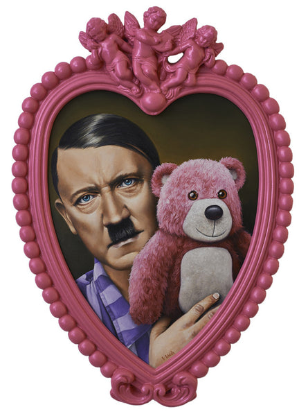 "Scott Scheidly - ""Hitler's Heart"""