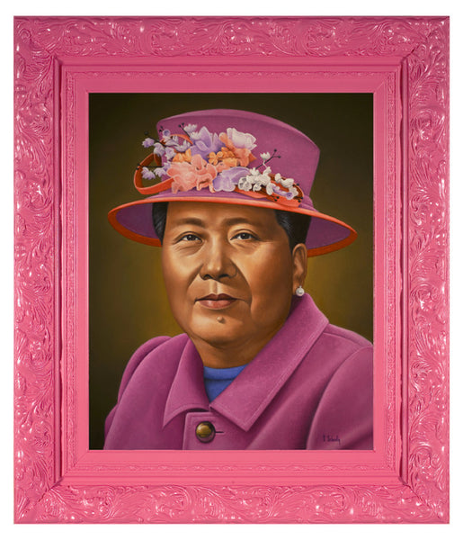 "Scott Scheidly - ""Queen Mao"""