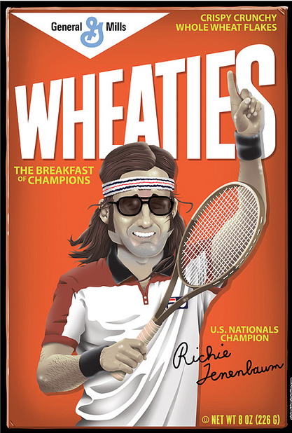 "Darin Shock - ""Wheaties Champion"""