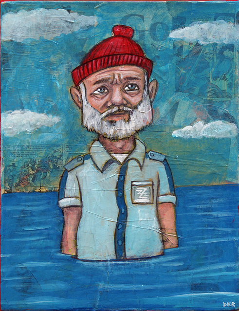 "David Rose - ""Mr. Zissou"""
