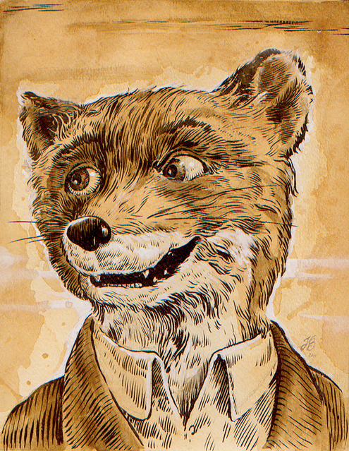 "Jonathan Bergeron - ""Mr. Fox"""