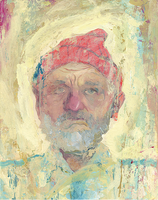 "Rich Pellegrino - ""Mr. Zissou"""