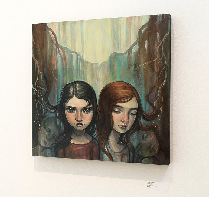 "Kelly Vivanco - ""Linked"" - Spoke Art"