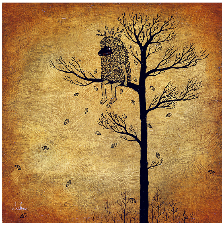"Andy Kehoe - ""Ideas Flourish"""