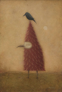 "Paul Barnes - ""Scary Bird"" - Spoke Art"