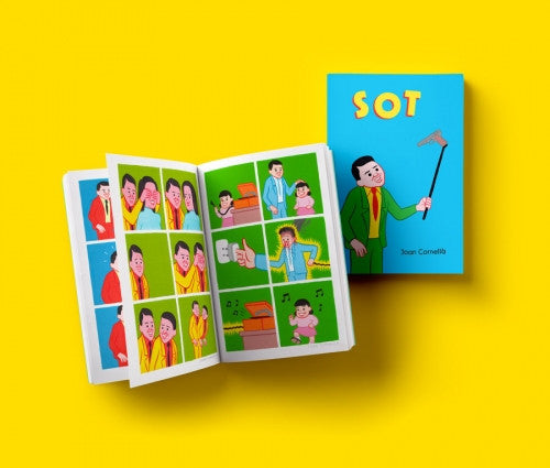 "Joan Cornellà - ""Sot"" - Spoke Art"