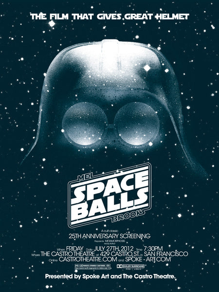 "Brandon Schaefer - ""SpaceBalls"""