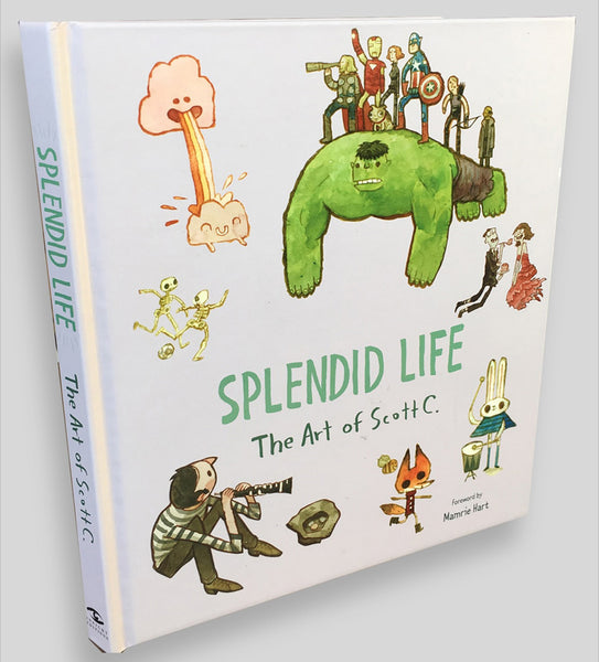 "Scott C. - ""Splendid Life"""