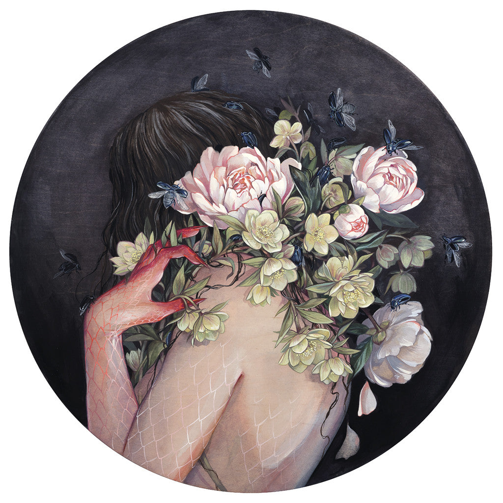 "Stephanie Brown - ""Nymph (Hellebore)"""