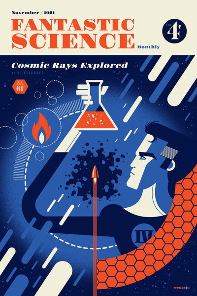 "Tom Whalen - ""Fantastic Science"""