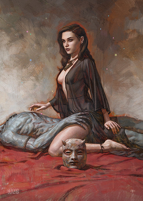 "Tom Bagshaw - ""The Shepard"" - Spoke Art"