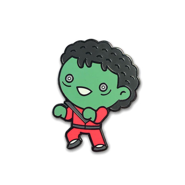 Thriller Enamel Pin