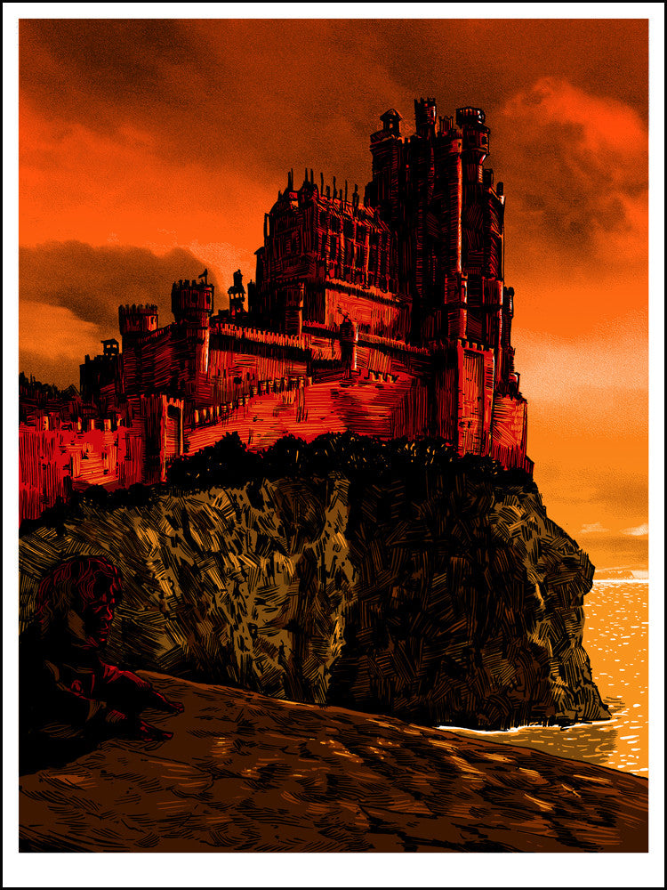 "Tim Doyle - ""Red Keep"""