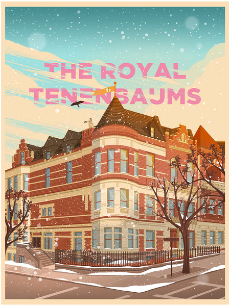 "George Townley - ""The Royal Tenenbaums"""