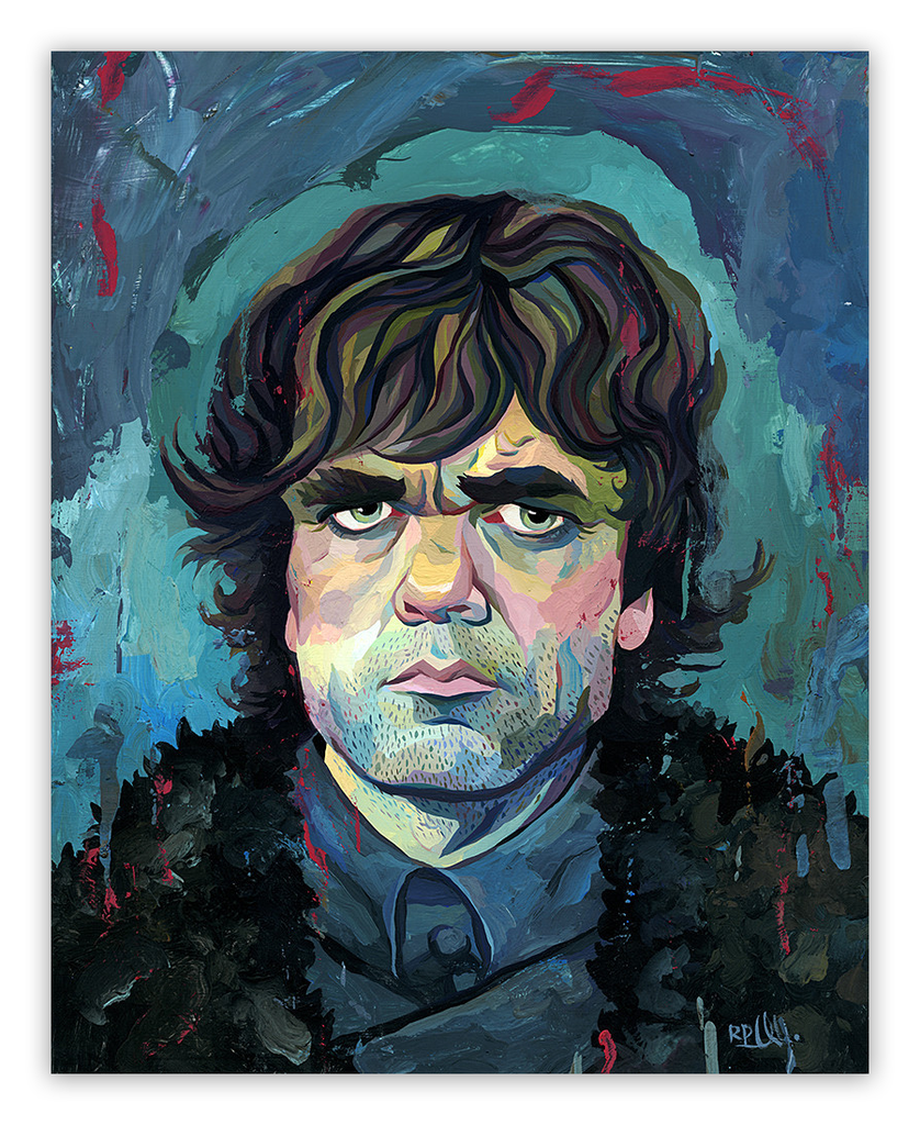 "Rich Pellegrino - ""Tyrion"" - Spoke Art"
