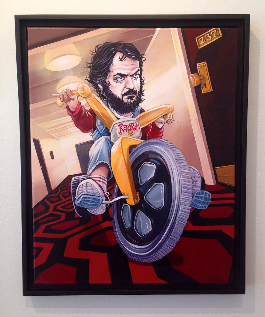 "Dave MacDowell - ""Come Play With Us, Stanley"" - Spoke Art"