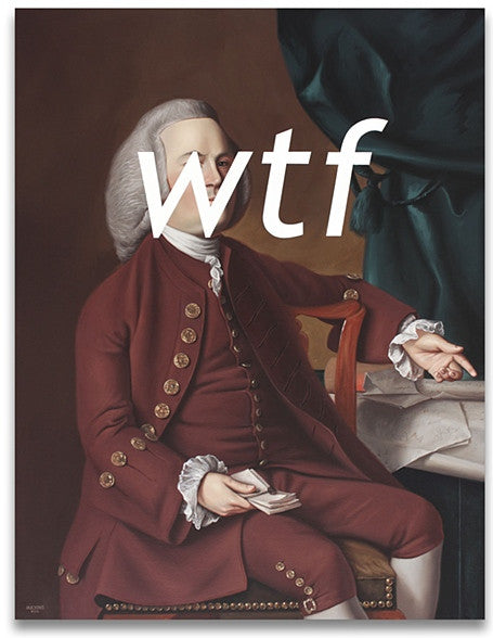 "Shawn Huckins - ""Isaac Royall's Comment: What The Fuck?"""