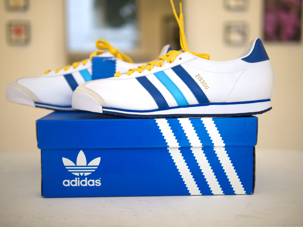 Custom made Team Zissou Adidas - Spoke Art
