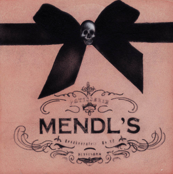 "Rodrigo Cifuentes - ""Courtesy of Mendl's"""